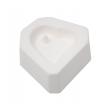 Molde de Corazón para Joyería de Vitrofusión (Termoformado)